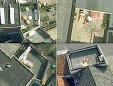 Os Pelados do Google Earth