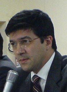 Francisco Rossal de Araújo na UFRGS