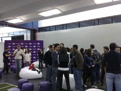 Yahoo!Posts: direto do Pacaembu