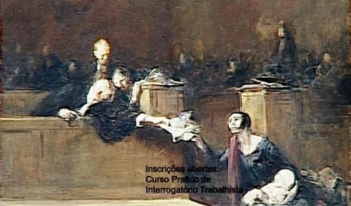 Últimos dias: Curso Prática de Interrogatório Trabalhista