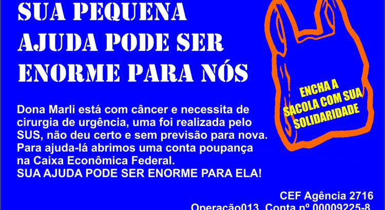 Campanha de solidariedade da 5ª Vara do Trabalho de Porto Alegre