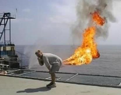 flato de fogo