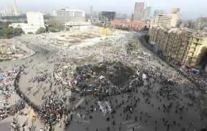 Marcha do Milhão no Cairo