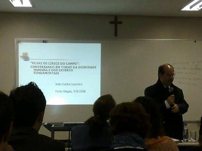 Prof. João Carlos Loureiro